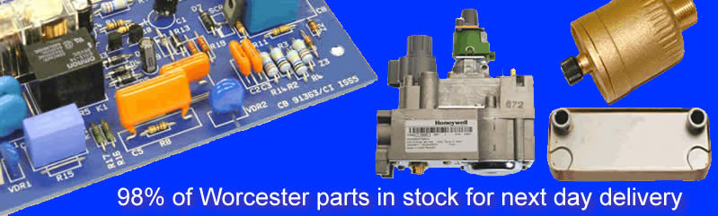 Worcester PCB's, Worcester Gas Valves, Worcester Heat Exchangers
